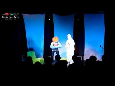 Apollo 107 - Ecole Des Arts - Théâtre - Moûtiers ( Savoie )