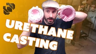 Casting Urethane Resin Prop Pieces - Prop: Live from the Shop