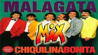 ♫♥☆ GRUPO MALAGATA (ANTONIO RIOS) - MIX MALAGATA ☆♥♫