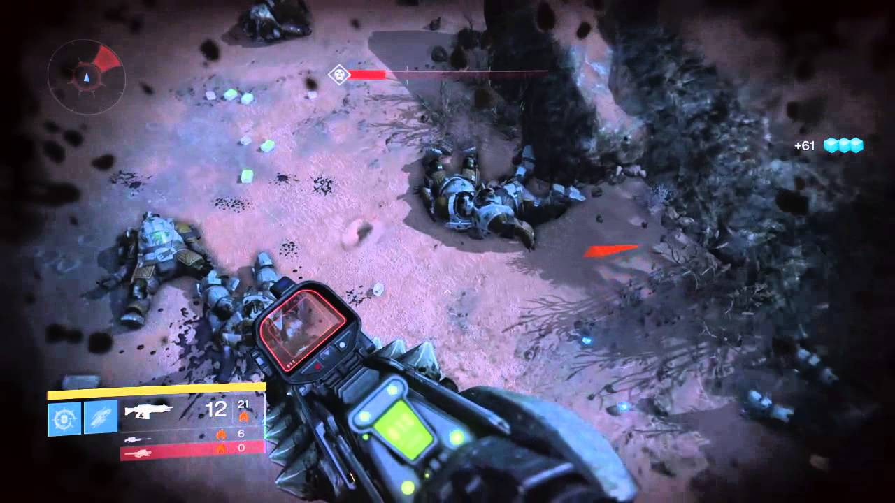 Destiny glimmer farming exclusion zone mars amp cabal ultra bountie
