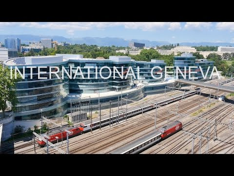 Welcome to the Graduate Institute, Geneva