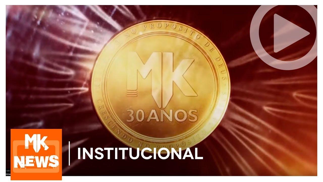 Grupo MK - Há 30 Anos Tocando os Corações (Institucional)