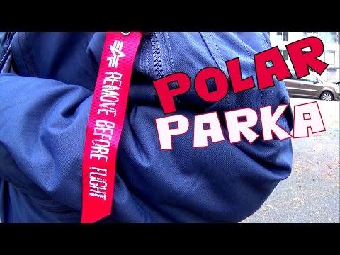 Best Value For Money Winter Jacket ? #AlphaIndustries #PolarJacket