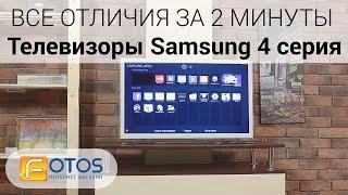 Обзор телевизоров SAMSUNG 4 серии 2014 — Samsung UE-40H4200, UE-28H4000, UE-19H4000, UE-32H4510