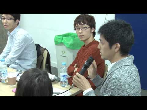 Kyoto university International Frontiers in Education and Research (C) 2015 - Discussion Day 1 02