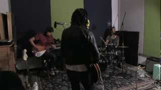 Little Barrie performs live at Moontower Recording Studio, Somervil...
