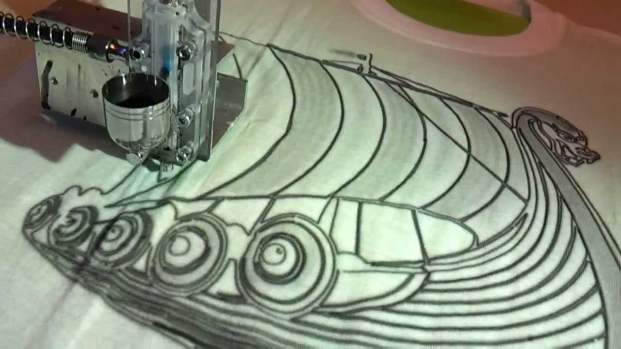 airbrush painting machine