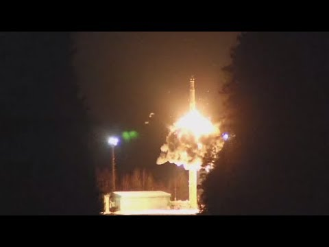 Russia launches 4 ballistic missiles during strategic military drills