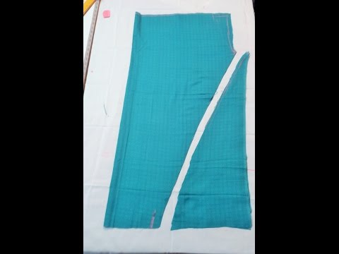Salwar pants cutting and stitching (DIY)