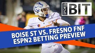 Fresno State vs Boise State NCAAF Picks Against the Spread Week 11 | Sports BIT
