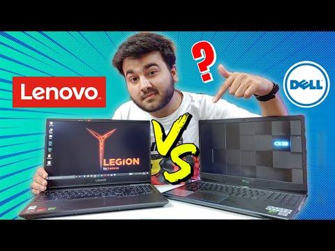 Lenovo Legion 5 vs Dell G3 15 3500 Gaming Laptop   Ryzen vs Intel   Extreme Battle!