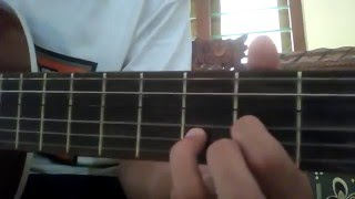 Tutorial Guitar intro for beginner: One Direction - Little Things