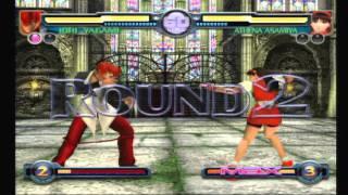 KOF Maximum Impact Maniax Gameplay Iory Xbox Modo Historia