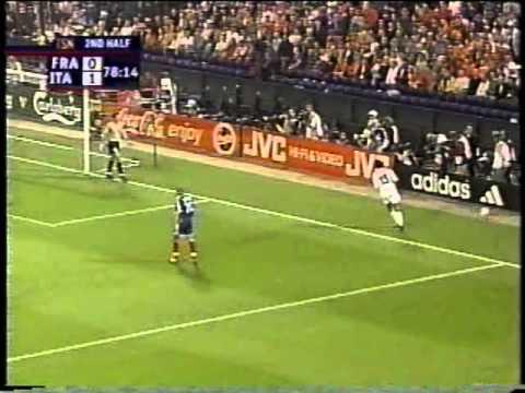 FranceItaly Final 2 July 2000