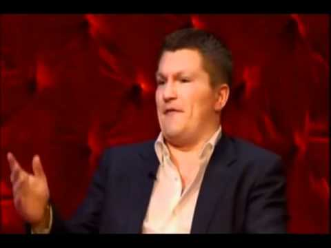 "Ricky Hatton - ""My Girlfriend Left Me For a Midget"""