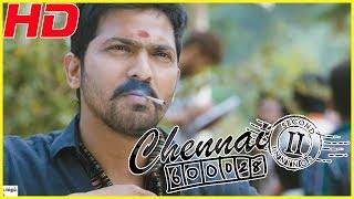 Chennai 600028 II Mass Scene | Shanmugasundaram warns Police | Chennai sharks team teases Vaibhav