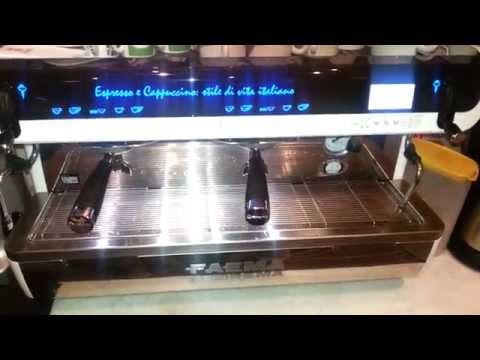 Cafeteras Faema Modelos y precios