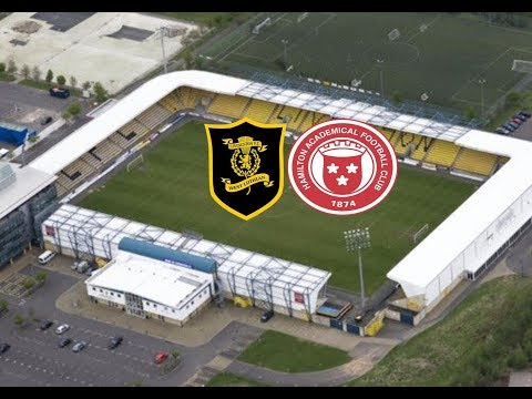Livingston Vs Hamilton Academical Vlog Football Is A Pitch #61