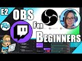 - OBS for Beginners! - E2