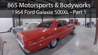 1964 Ford Galaxie 500XL - Part 1