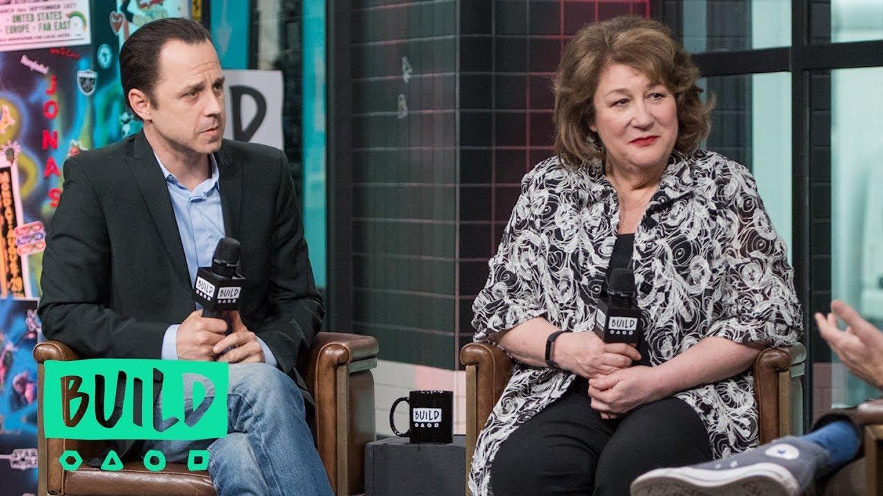 """Download Giovanni Ribisi & Margo Martindale Speak On Season 2 Of """"Sneaky Pete"""""""