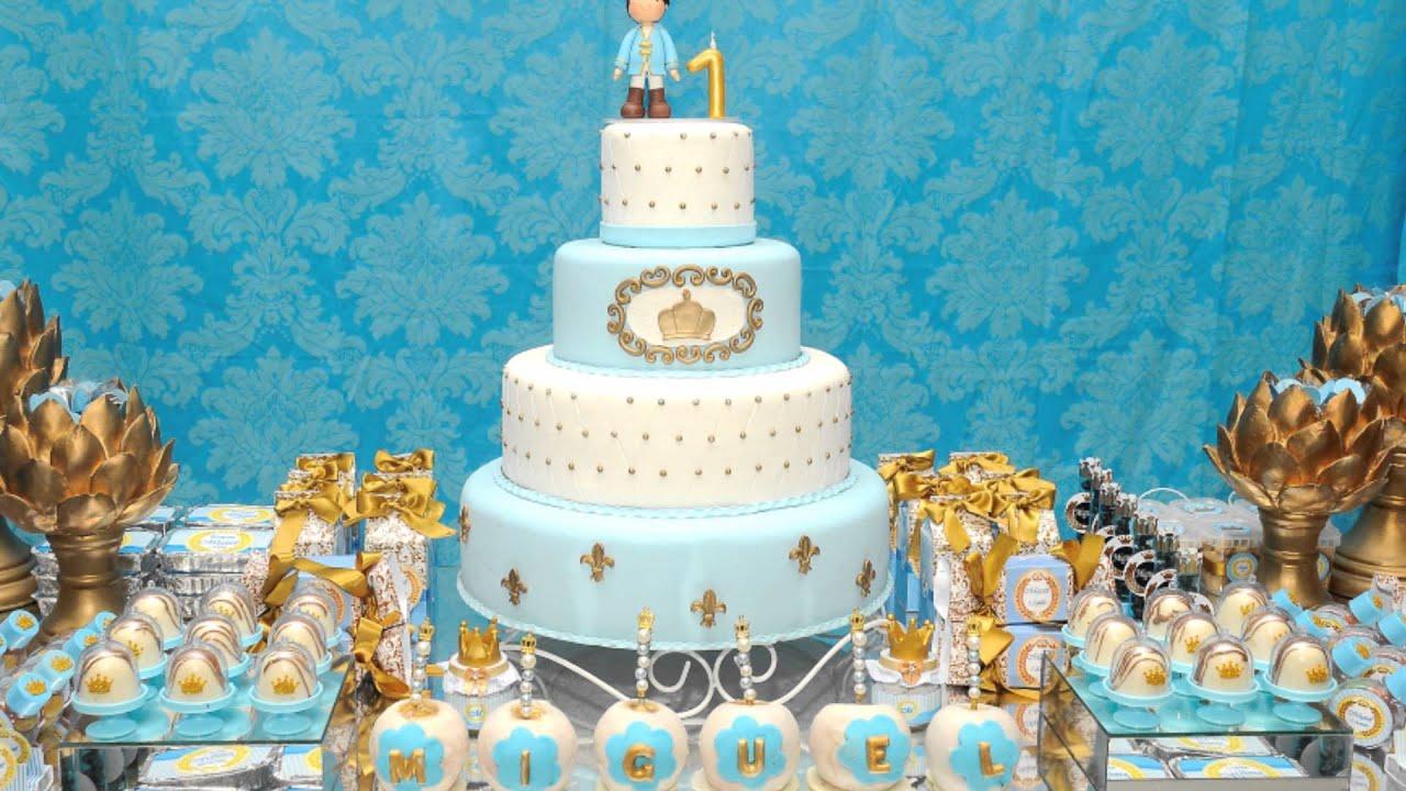 FESTA REALEZA FOTOS DA DECORA u00c7ÃO YouTube -> Decoração De Festa Infantil Realeza