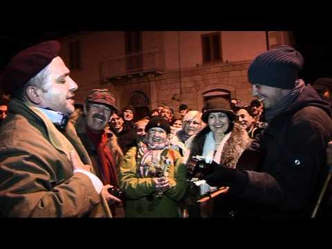 Gambatesa  maitunat notte 31/12/2010 - casa di Emilio - sq P. Concettini -