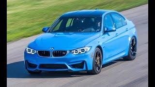 2017 BMW M3 6-Speed - (Track) One Take