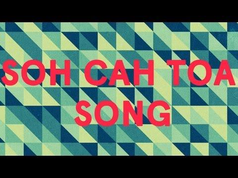 Soh Cah Toa Song (Song A Day #1617)