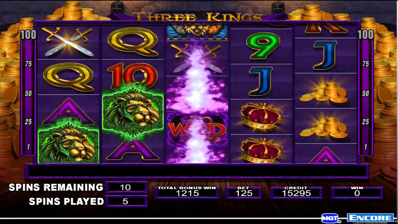 Spiele Three Kings - Video Slots Online