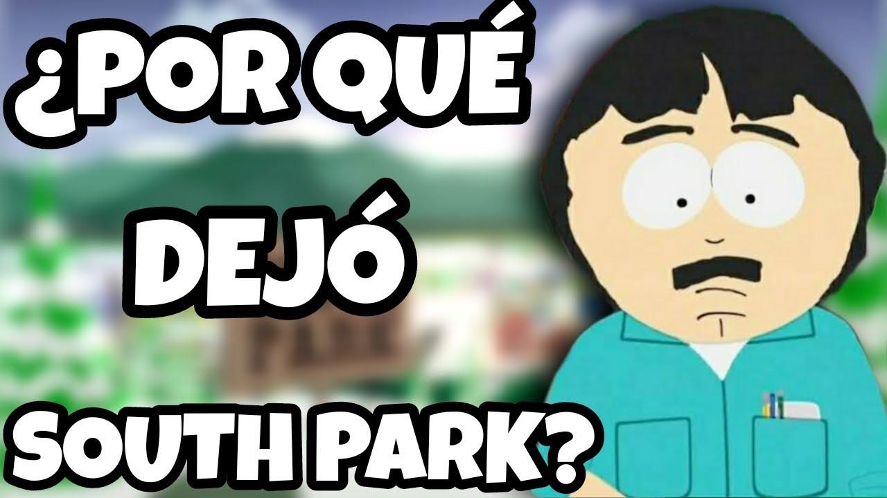 ¿Por Qué Rolando Felizola Dejó South Park? (La Voz de Randy Marsh)