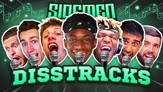 SIDEMEN DISS TRACKS IN 2020 (Sidemen Gaming)
