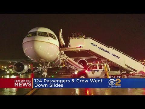 Newark Airport Reopens