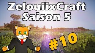 ZelouiixCraft - Saison 5 | Episode 10 : Upgradeable Miners !