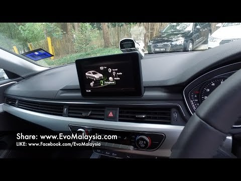 Evo Malaysia com | 2017 Audi A4 1.4TFSI Full In Depth Review by Bobby Ang