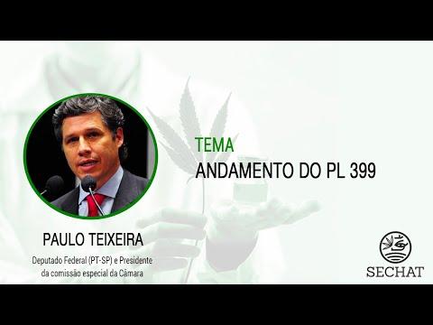 """""""Andamento do PL 399/2015"""" - Com Deputado Paulo Teixeira"""
