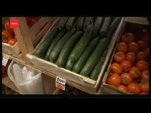 Из-за коронавируса начали дорожать овощи и фрукты