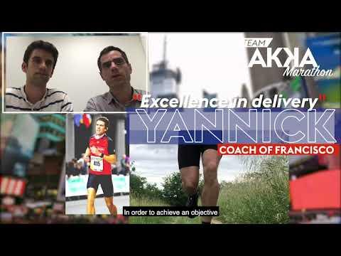 Meet the team AKKA Marathon (part 5)