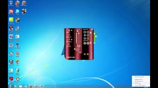 play audio with both headphones and speakers with just windows 7
