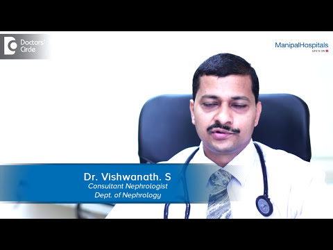 How Chronic Kidney Disease Treated? - Manipal Hospitals