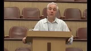 Исаия 23 ч. (17:1 - 18:7) / Куркаев Николай Яковлевич - разбор Библии / Церковь Спасение