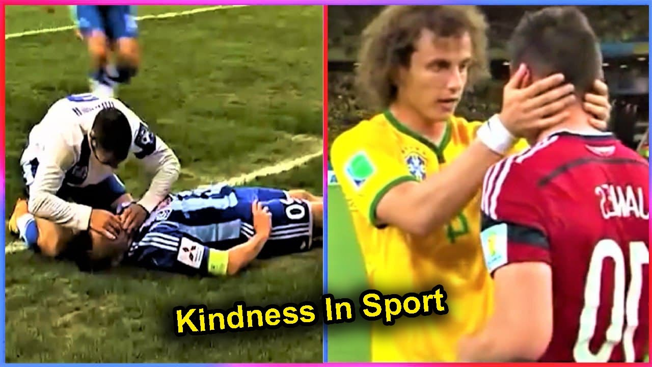Acts of Kindness 🥺😭😢 | Most Beautiful Moments of Respect In Sports 💪 Part 2
