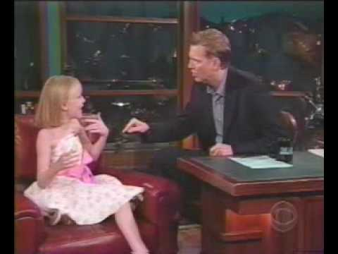 Dakota Fanning - [Aug-2003] - interview