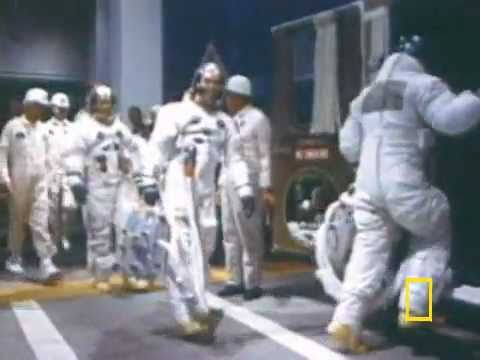 National Geographic- Space Race