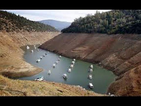 США 3992: Опять что-ли засуха в Калифорнии?