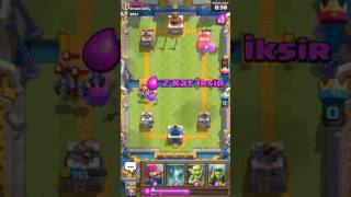 Clash royal 7. Arena troll deste
