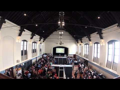 Perth Games Festival 2014 - Timelapse