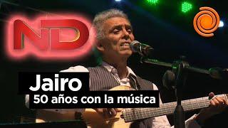 Jairo anticipa los festejos en el 2020  por los 50 años con la música