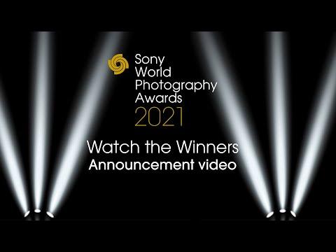 La premiación del Sony World Photography Awards 2021