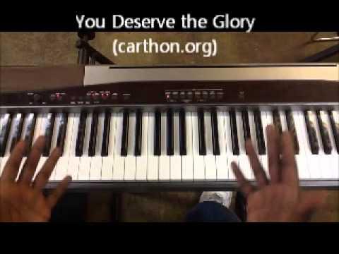 You Deserve the Glory Pt. 1 (Juanita Bynum) Order Lafayette Carthon Skype Lessons or Tutorials